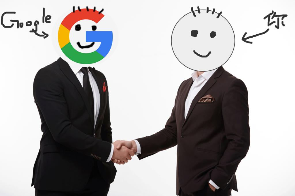 google-person